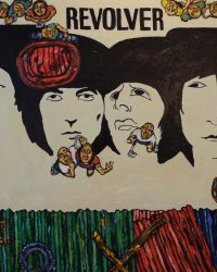 Brgy. Beatles 36 x 60 in