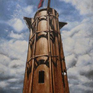 The Watcher by Renz Baluyot